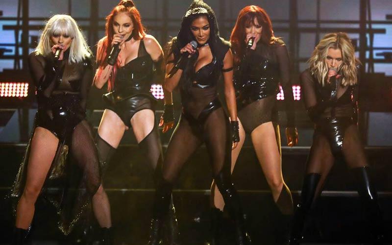 Pussycat Dolls: Τραγούδησαν ξανά μαζί μετά από 10 χρόνια (vid)